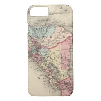 Coque iPhone 8/7 L'Amérique Centrale 5