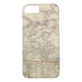 Coque iPhone 8/7 L'Amérique du Nord britannique 5