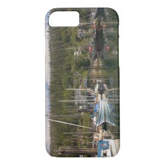 Coque iPhone 8/7 L'Amérique du Nord, Canada, îles de la Reine