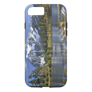 Coque iPhone 8/7 L'Amérique du Nord, Washington, cascades. Mt.