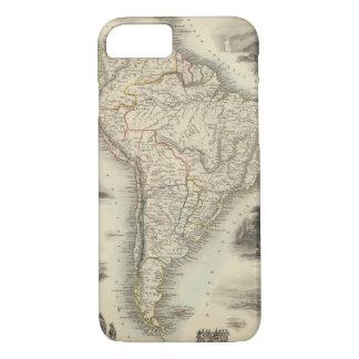 Coque iPhone 8/7 L'Amérique du Sud 35
