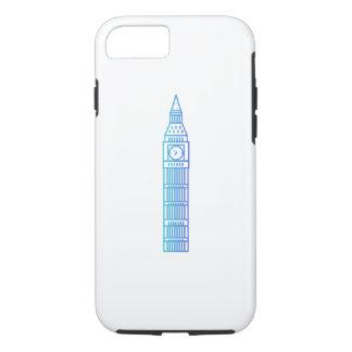 Coque iPhone 8/7 Landmarksw - le cas de Big Ben