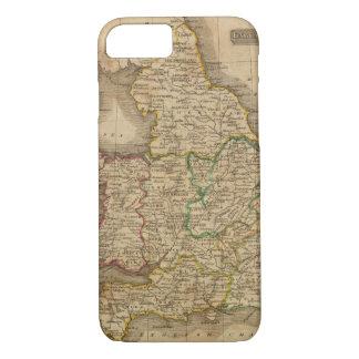 Coque iPhone 8/7 L'Angleterre et le Pays de Galles 4