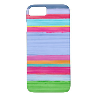 Coque iPhone 8/7 L'aquarelle barre le nr. 2