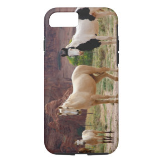 Coque iPhone 8/7 L'Arizona, réserve indienne de Navajo, Chinle,