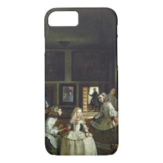 Coque iPhone 8/7 Las Meninas ou la famille de Philip IV, c.1656
