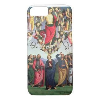 Coque iPhone 8/7 L'ascension du Christ, 1495-98 (huile sur le