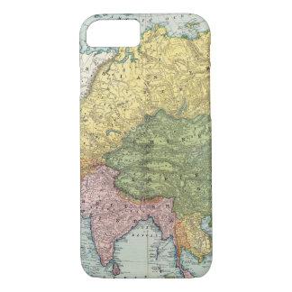 Coque iPhone 8/7 L'Asie 44