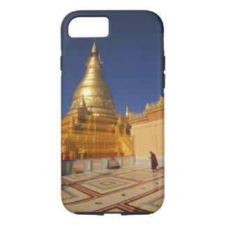 Coque iPhone 8/7 L'Asie, Birmanie (Myanmar) Mandalay, colline de