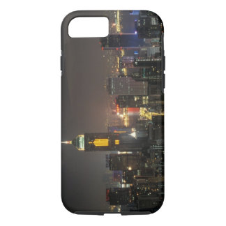 Coque iPhone 8/7 L'Asie, Chine, Hong Kong, central de la route de