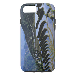 Coque iPhone 8/7 L'Asie, Chine, Yunnan, Yuanyang. Rocailleux