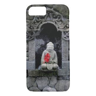 Coque iPhone 8/7 L'Asie, Indonésie, Bali. Un tombeau de Bouddha