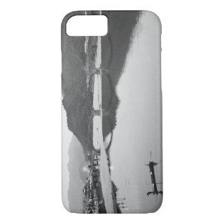 Coque iPhone 8/7 L'Asie, Japon, Iwakuni. Pêcheurs et historique