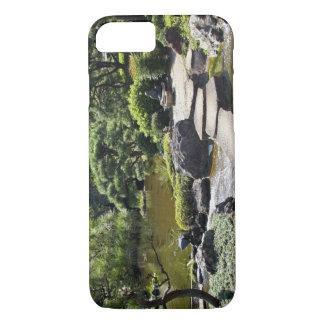 Coque iPhone 8/7 L'Asie, Japon, Tokyo. Le jardin japonais au