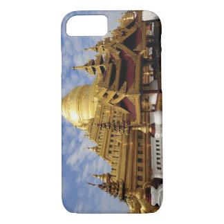Coque iPhone 8/7 L'Asie, Myanmar (Birmanie), Bagan (païen). Le Shwe