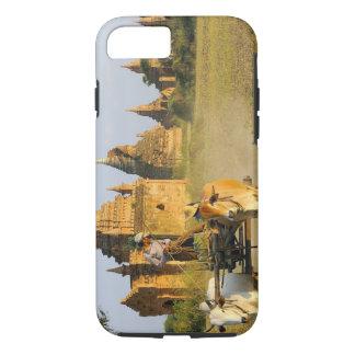 Coque iPhone 8/7 L'Asie, Myanmar (Birmanie), Bagan (païen). Un