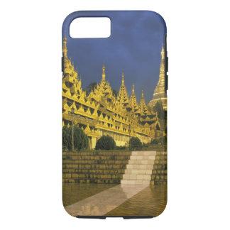 Coque iPhone 8/7 L'Asie, Myanmar, Yangon. Pagoda de Shwedagon à