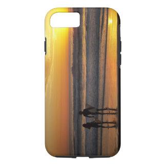 Coque iPhone 8/7 L'Australie, Queensland, la Gold Coast, surfers à