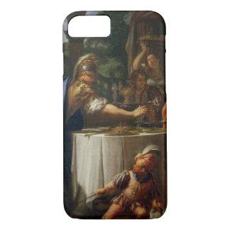 Coque iPhone 8/7 Le banquet de la marque Anthony (83-30 AVANT JÉSUS