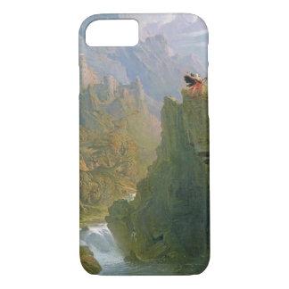 Coque iPhone 8/7 Le barde, c.1817 (huile sur la toile)