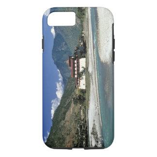 Coque iPhone 8/7 Le Bhutan, Punaka. La rivière de MOIS Chhu coule