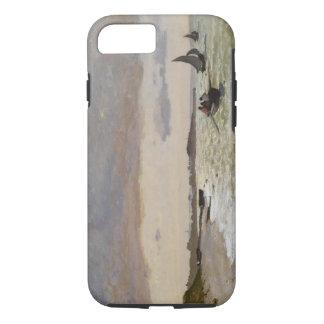 Coque iPhone 8/7 Le bord de la mer chez Sainte-Adresse, 1864