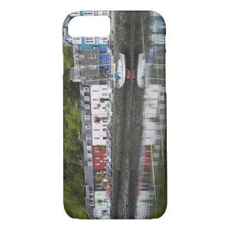 Coque iPhone 8/7 Le bord de mer, Tobermory, île de chauffent,