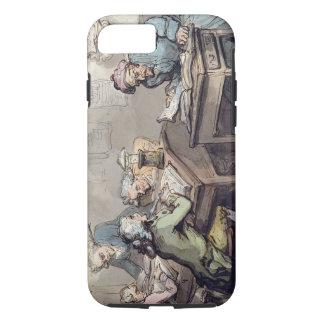 Coque iPhone 8/7 Le bureau d'un négociant, 1789 (stylo et encre et