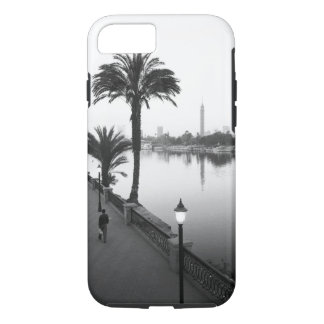 Coque iPhone 8/7 Le Caire Egypte, le long du Nil