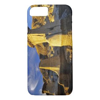 Coque iPhone 8/7 Le Canada, Alberta, Drumheller. Hoodoos.
