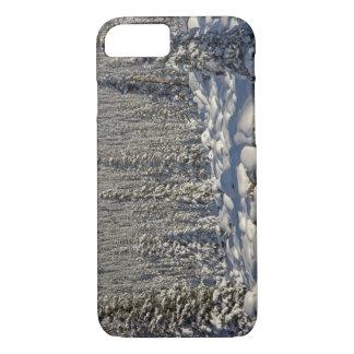 Coque iPhone 8/7 Le Canada, Alberta, parc national de jaspe