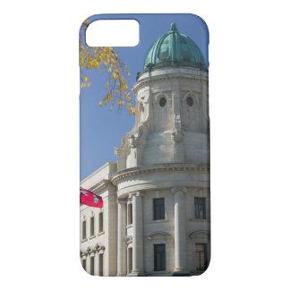 Coque iPhone 8/7 Le CANADA, Manitoba, Winnipeg : Les palais de