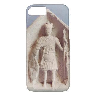 Coque iPhone 8/7 Le comprimé votif militaire, a trouvé chez Bisley,