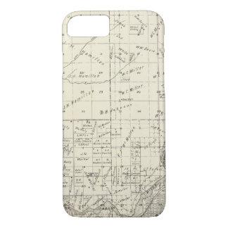 Coque iPhone 8/7 Le comté de Fresno, la Californie 3