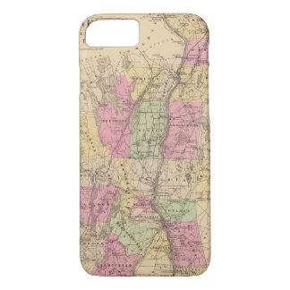 Coque iPhone 8/7 Le comté de Kennebec, Maine