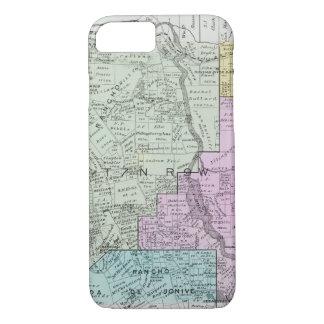 Coque iPhone 8/7 Le comté de Sonoma, la Californie