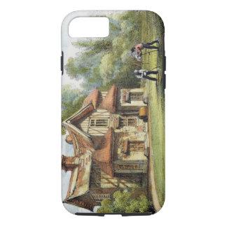 Coque iPhone 8/7 Le cottage de la Reine, Richmond fait du