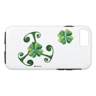 Coque iPhone 8/7 le DAY☼ de PATRICK de ☼SAINT