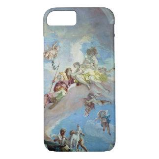 Coque iPhone 8/7 Le départ de Vénus d'Adonis, 1707-08 (fresque)
