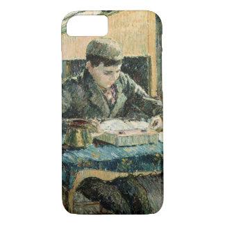 Coque iPhone 8/7 Le fils de l'artiste, 1893 (huile sur la toile)