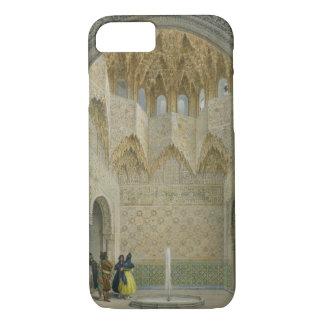 Coque iPhone 8/7 Le Hall de l'Abencerrages, Alhambra, Granad