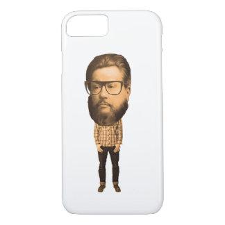 Coque iPhone 8/7 Le hippie original Spurgeon