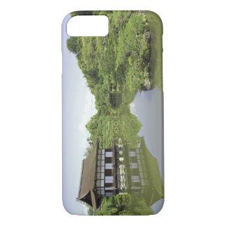 Coque iPhone 8/7 Le Japon, Kyoto, jardin japonais du tombeau 2 de