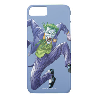 Coque iPhone 8/7 Le joker saute