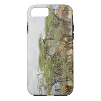 Coque iPhone 8/7 Le Kenya, réservation nationale de Samburu.