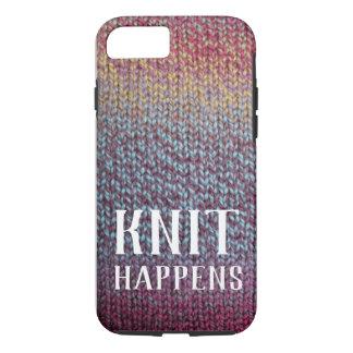 Coque iPhone 8/7 Le Knit se produit