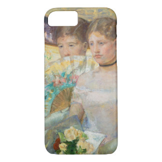 Coque iPhone 8/7 Le Loge, 1882 (huile sur la toile)