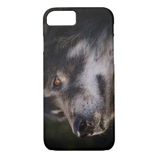 Coque iPhone 8/7 Le loup