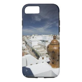 Coque iPhone 8/7 Le MAROC, côte atlantique, ESSAOUIRA : Haut