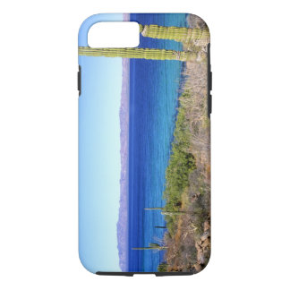 Coque iPhone 8/7 Le Mexique, Basse-Californie Sur, Mulege, Bahia 2